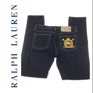 Ralph Lauren Blue Tag Thompson 650 jeans.  28
